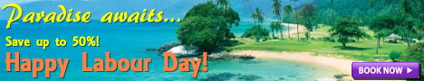 Book your hotel or resort room online now