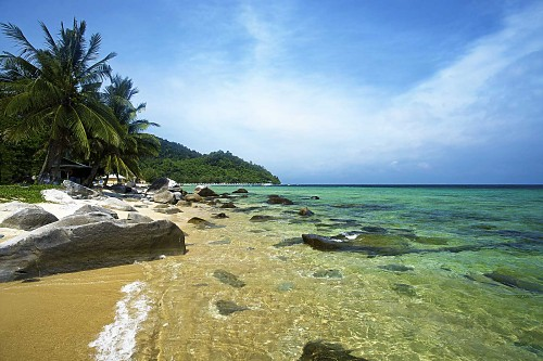 Pulau Tioman, timeless beauty